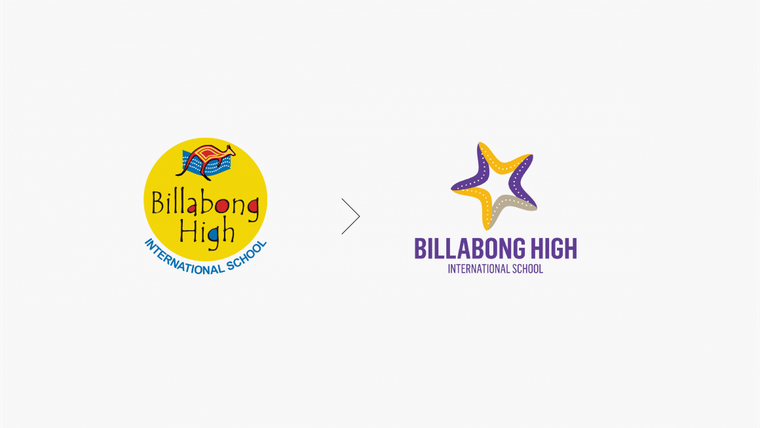 Billabong High Before After