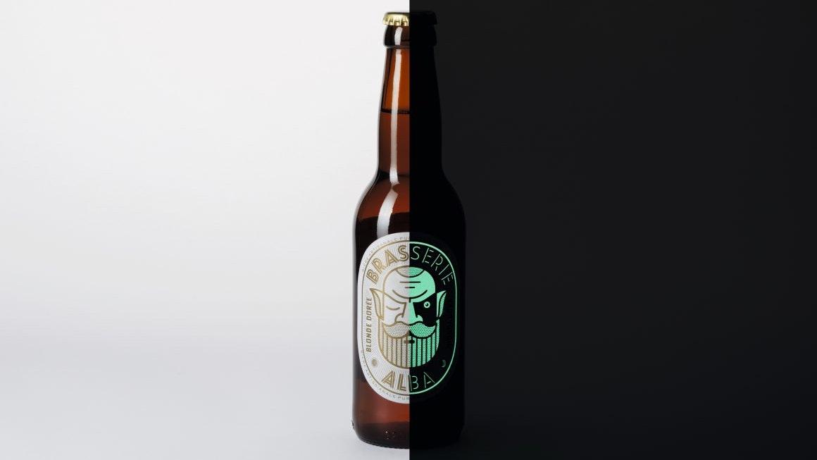 Alba full bottle