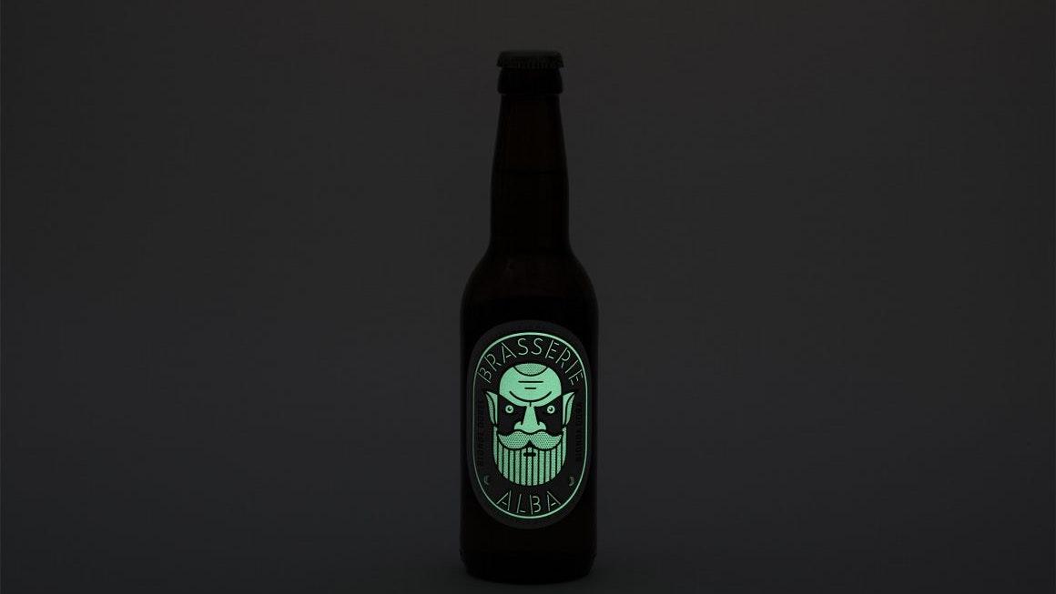 Alba beer