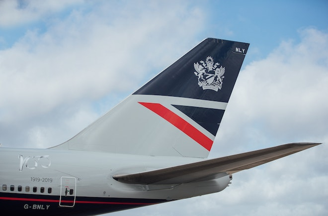 British Airways - how the Landor livery proves timeless