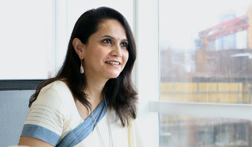 Lulu Raghavan, managing director, Landor Mumbai honored as 2020 AACSB Influential Leader
