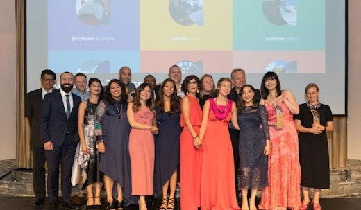 Landor scoops 18 accolades at Transform MENA 2019 Awards