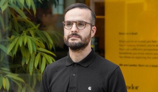 Giuseppe Donvito, joins Landor Milan as creative director