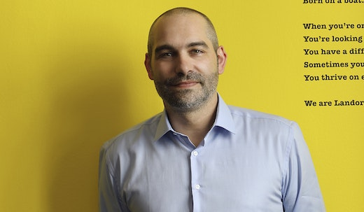Richard Malterre joins Landor Paris' strategic team as digital experience director