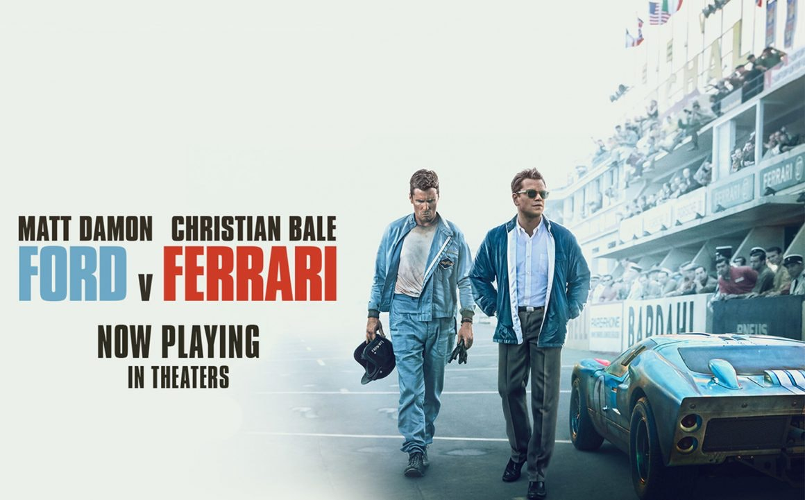 Ford Vs Ferrari How To Make A Movie Without Overt Product Placement Thinking Landor
