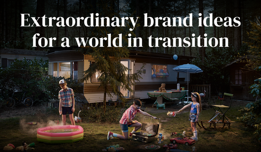 Webinar: Extraordinary brand ideas for a world in transition