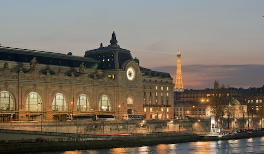Landor partners with Musée d'Orsay and Musée de l'Orangerie on a brand transformation strategy